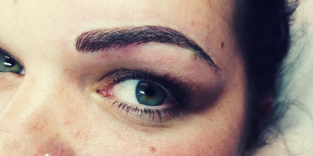 Semi Permanent Eyebrows Hayle Cornwall